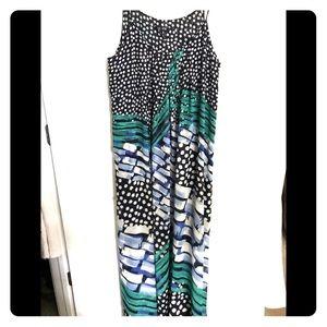 NIC+ZOE Maxi Dress, L